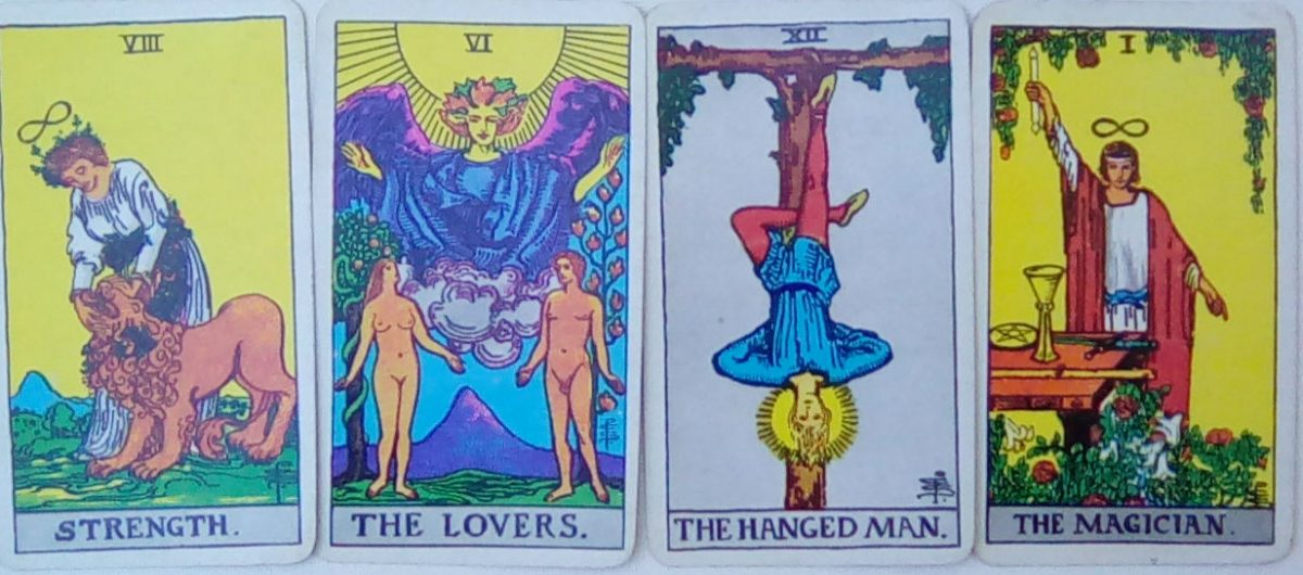 Just the Tarot